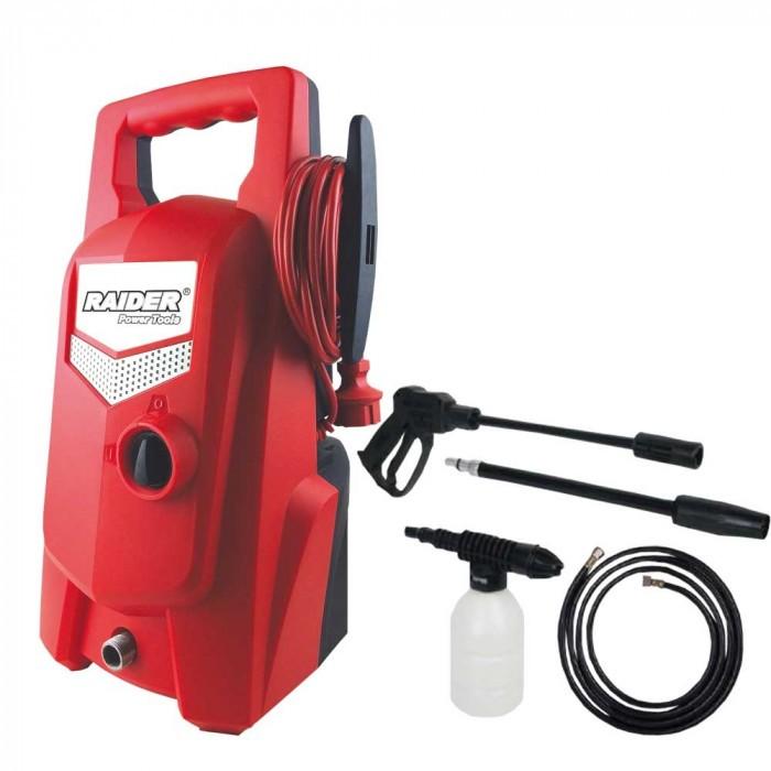 Водоструйка RAIDER RD-HPC03 1400W 10mpa