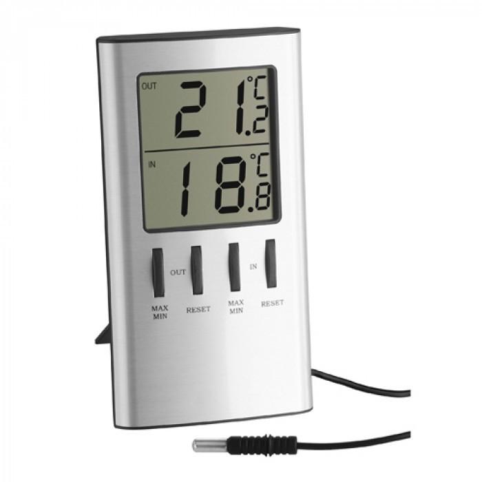 Термометър с кабел Min-Max