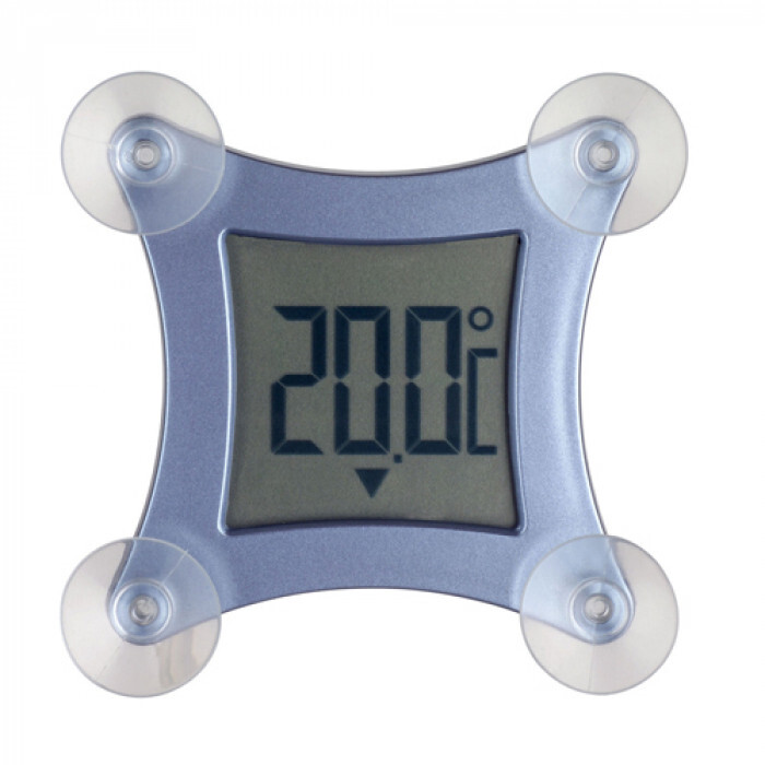 Дигитален термометър за прозорец
