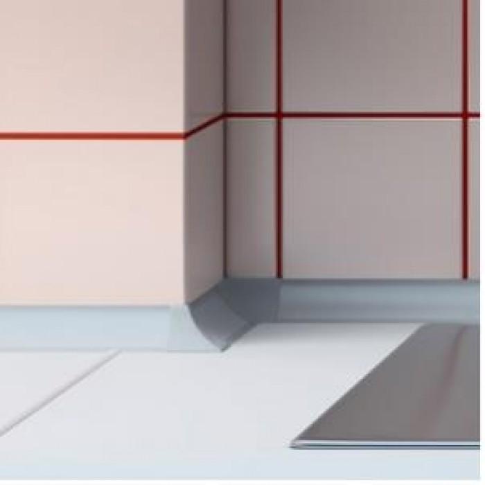 Външни ъгли за водобранна лайсна - кафяв