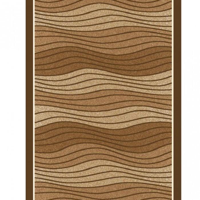 Печатана пътека 119-09-Beige/Brown 80 см
