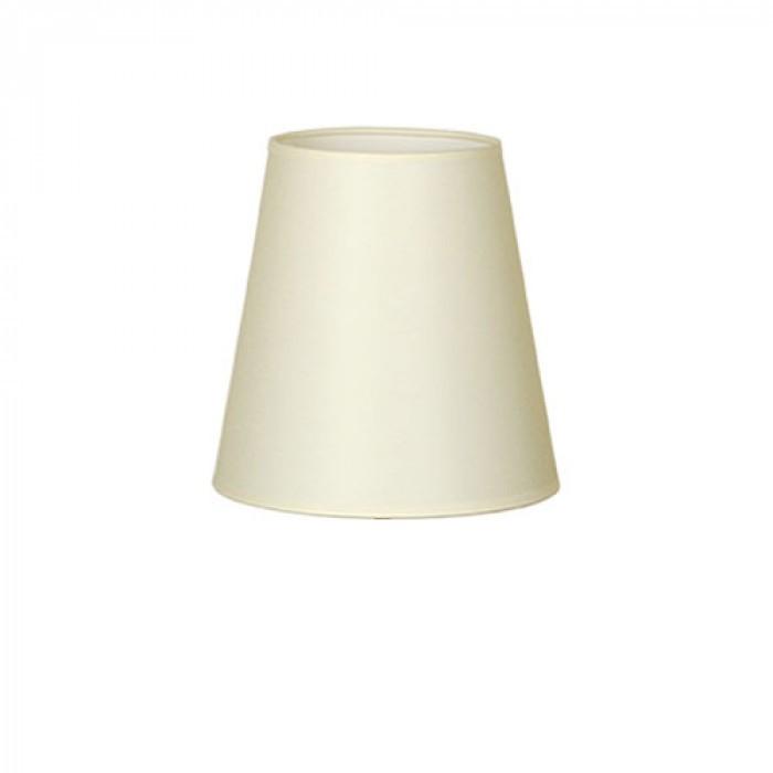Абажур настолна лампа КРЕМ конус ф 300 h 200
