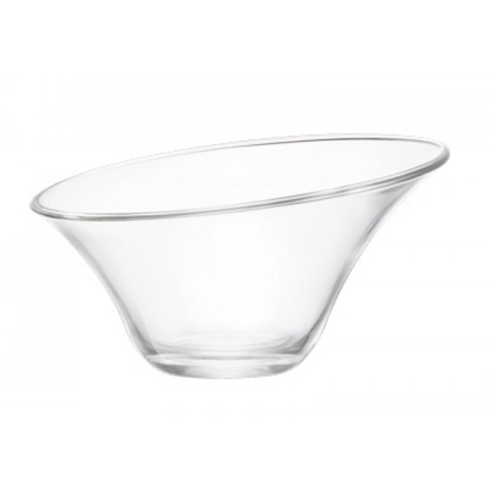 Стъклена купа конус Alfa (2.35683) 250ml