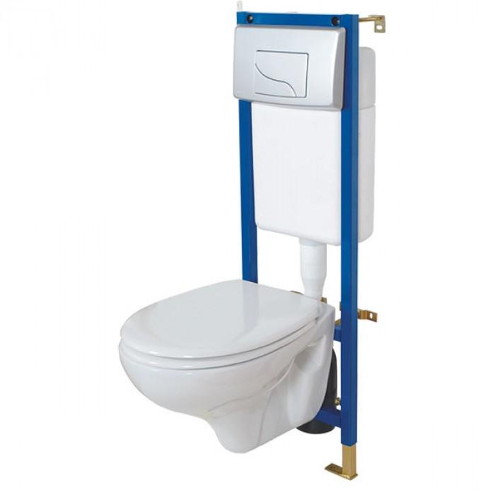 Структура за вграждане Тема / WC и бутон 110-120см