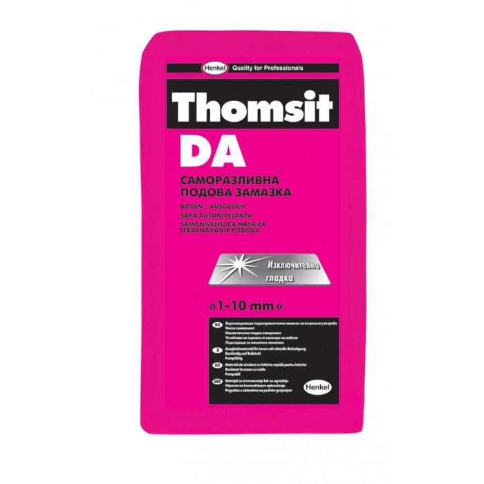 Саморазливна замазка Thomsit DA
