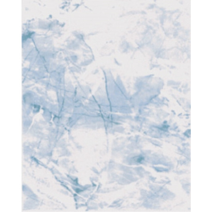 Фаянс силва светло синя