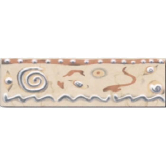 Стенни плочки / фриз Криси лукс 60 x 200 бежови