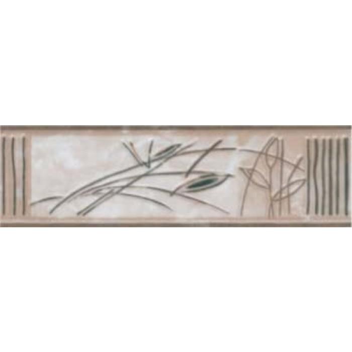 Стенни плочки / фриз 60 x 200 Ирис лукс кафяв
