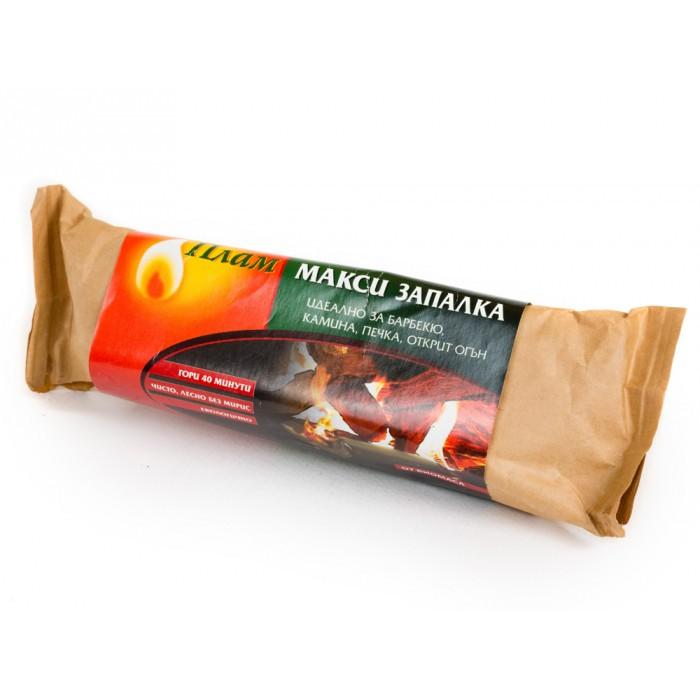 Макси запалка за барбекю и камина Плам