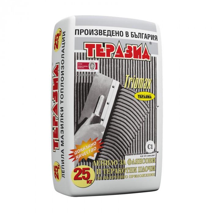 Лепило за плочки Теразид Triomax 25кг