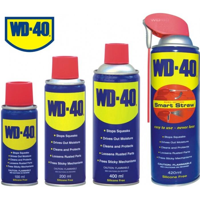 Мултифункционална смазка WD-40 420 Smart / 420ml