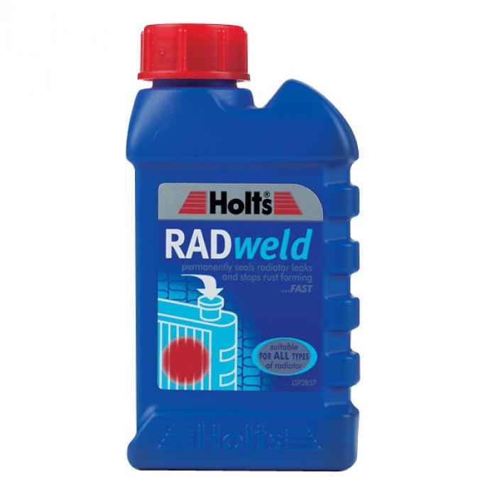 Препарат за запушване на течове в радиатора Holts Radweld 125мл