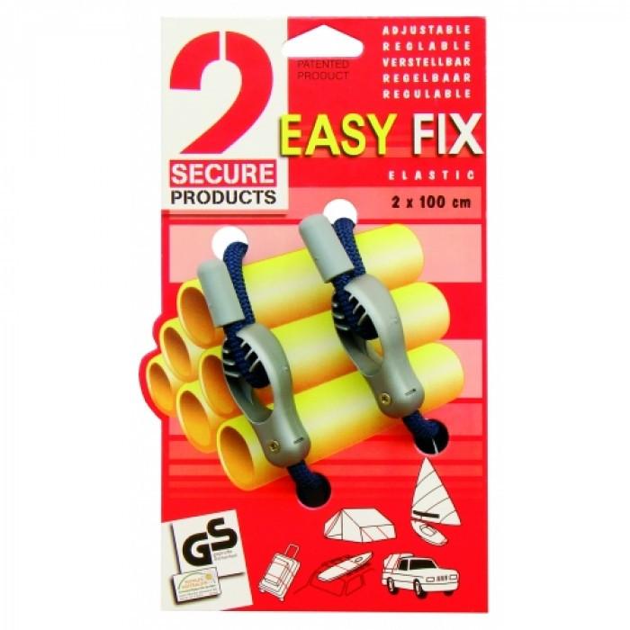 Ластик за пристягане Easy Fix 2 x100 см / 2 броя