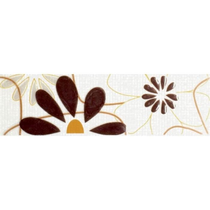 Стенни плочки / фриз 80 x 250 Карла кафяв