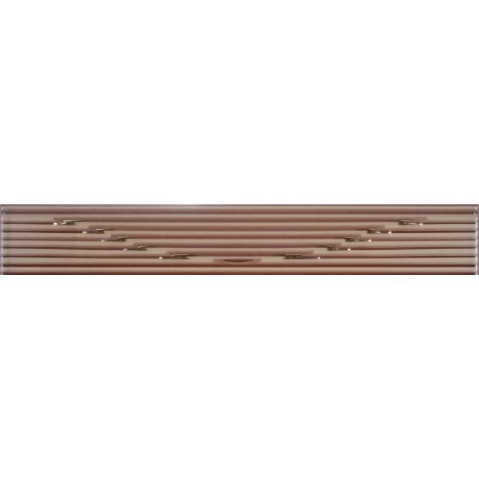 Стенни плочки / фриз 60 x 400 Сорел кафяв