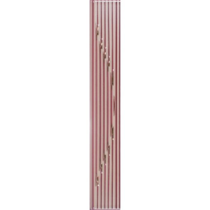 Стенни плочки / фриз 60 x 400 Сорел бордо