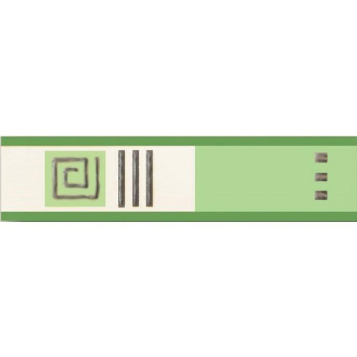 Фриз 50x200 Осака зелен