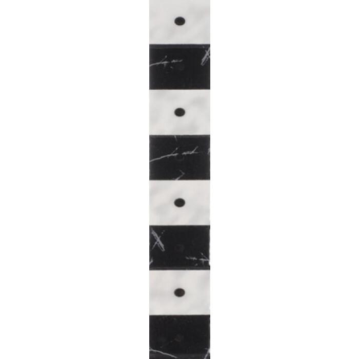 Стенни плочки / фриз 50 x 330 Римини черен