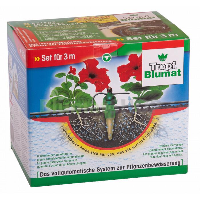 Система за поливане Blumat Италия 3м