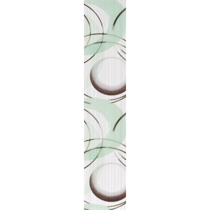 Плочки за стенна декорация / фриз 65x300 Осака нова зелени
