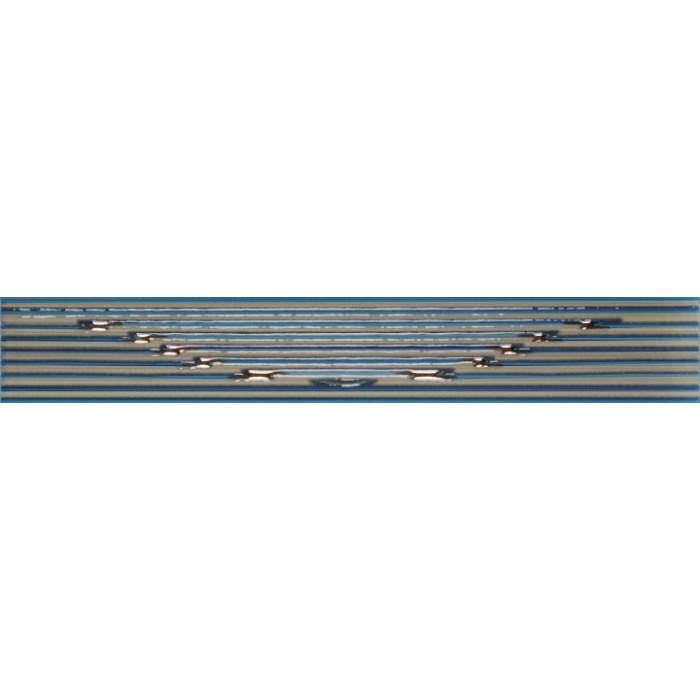 Плочки за стенна декорация / фриз 60 x 400 Сорел лукс сини