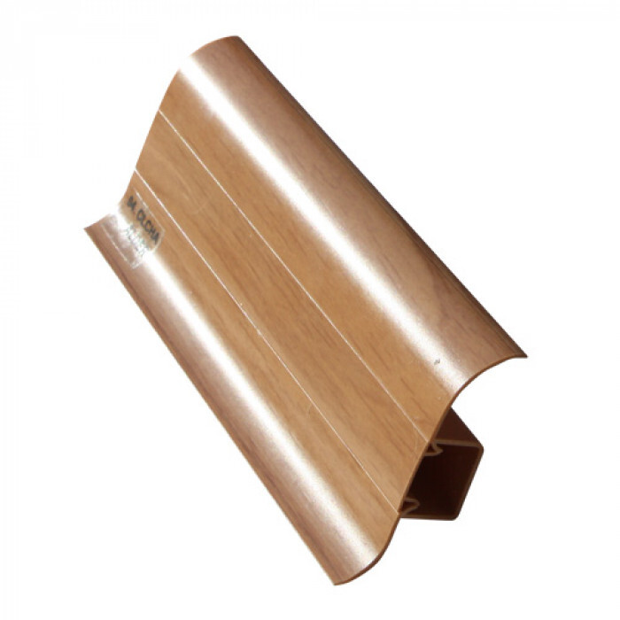 PVC перваз с кабел канал Salag SG56/04 Елша