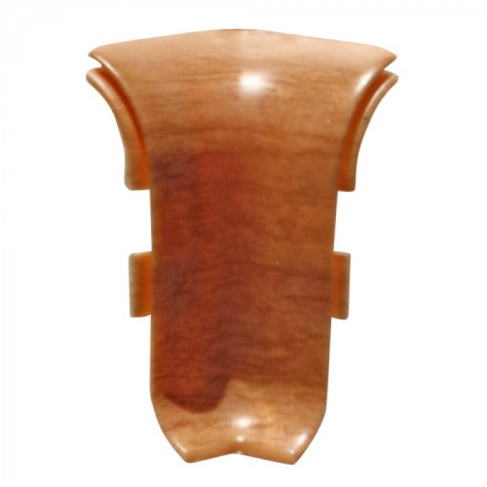 Вътрешен ъгъл за PVC перваз Salag SG56/06 череша