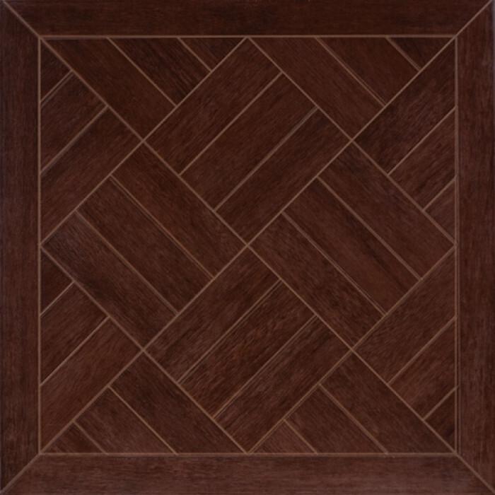 Глазиран гранитогрес 450 x 450 Ламинадо венге