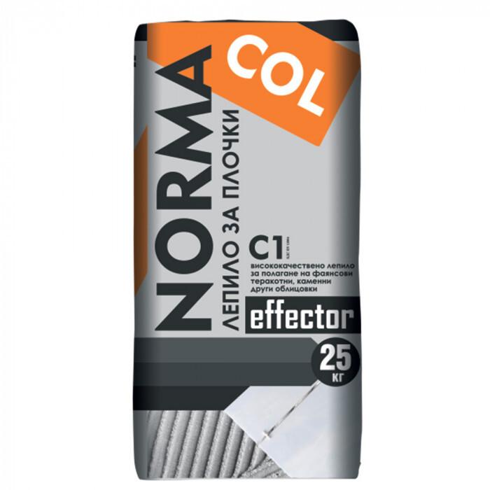 Лепило за плочки Effector Normacol 25кг