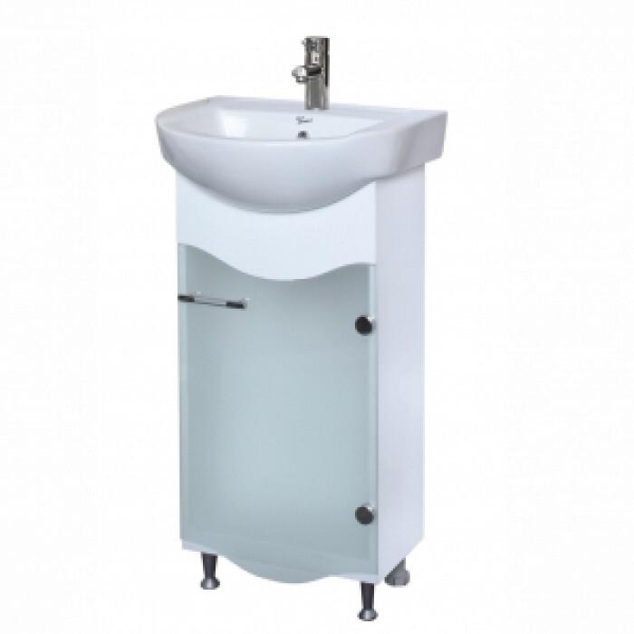 Долен шкаф за баня с умивалник Макена Поло №115
