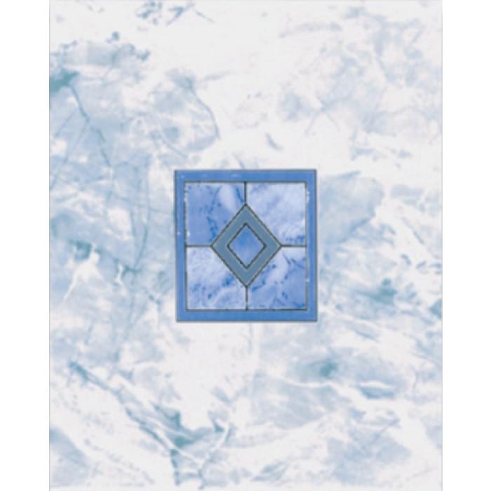 Стенни декоративни плочки 200 х 250 Силва комфорт сини
