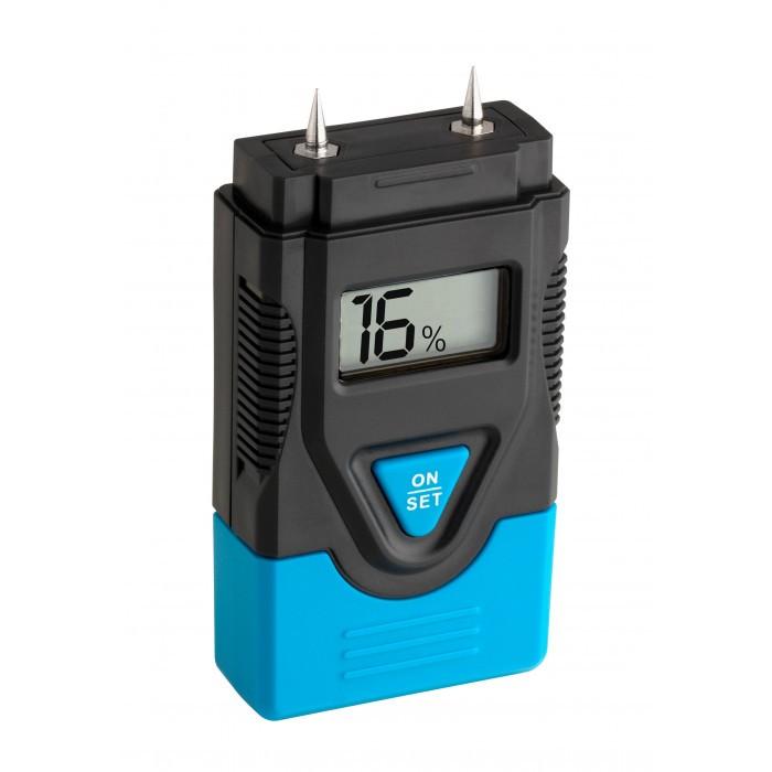 Влагомер / термометър за дърво и мазилка