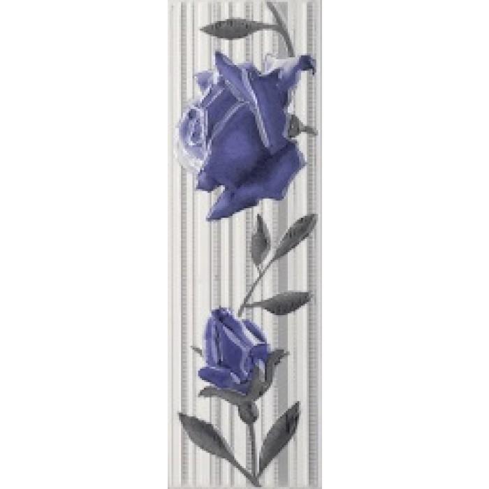 Плочки за стенна декорация / фриз 75 x 250 Амира комфорт виолетови
