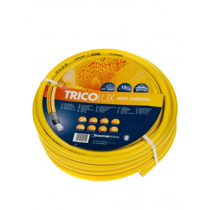 Петслоен градински маркуч Tecnotubi Picena Trico Lux 1/2'' 15 м