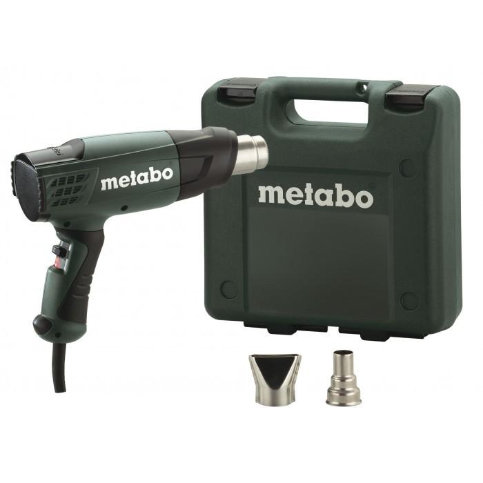 Пистолет за горещ въздух Metabo H16-500 / 1600W