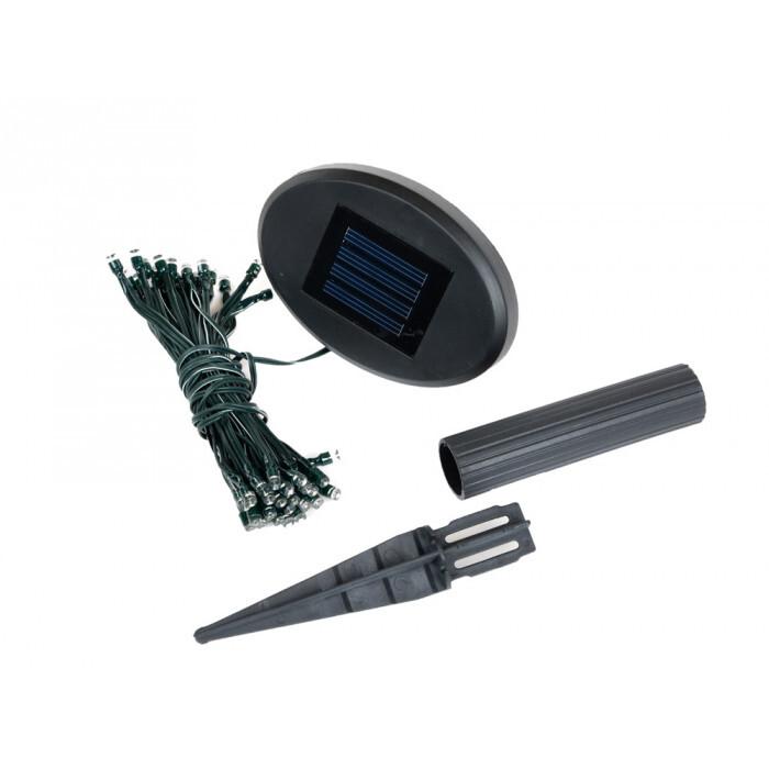 Светлинен гирлянд SSL-50W-1 / бял LED 50 броя