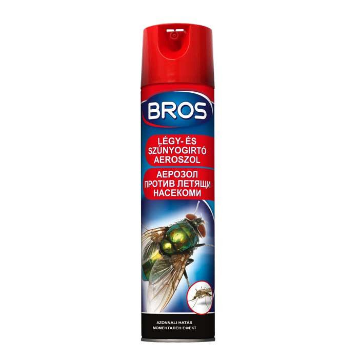 Спрей против летящи насекоми Bros 400мл