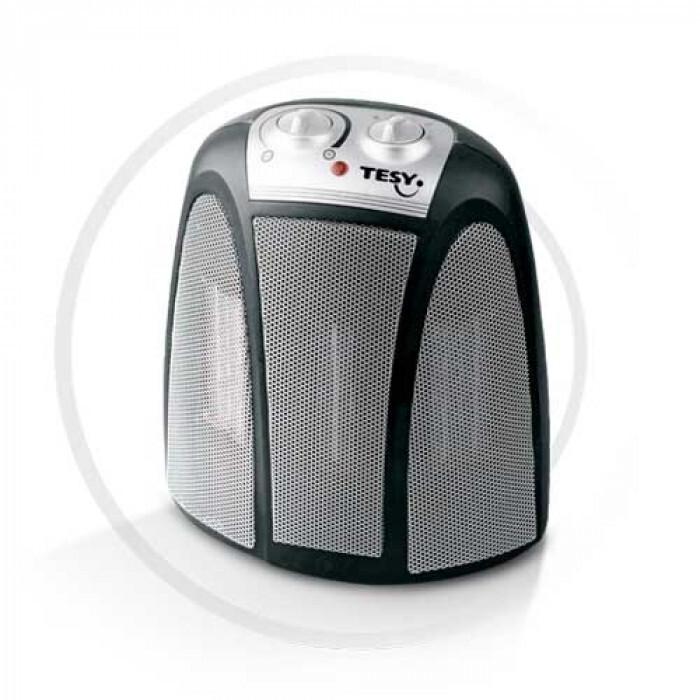 Вентилаторна печка с керамичен нагревател TESY HL 261 V PTC