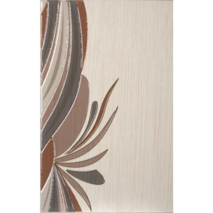 Стенни декоративни плочки KAI Торино лукс 72111 250x400мм