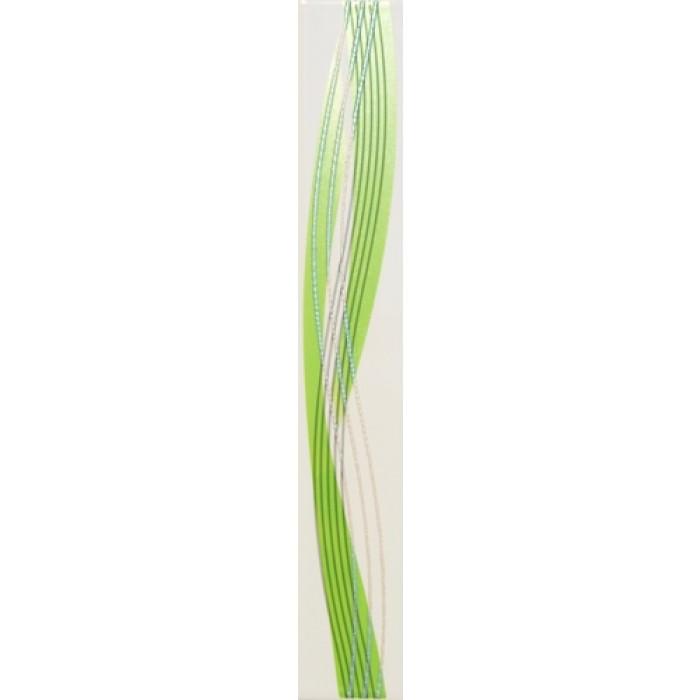 Плочки за стенна декорация / фриз Амира Лукс 60 x 400мм зелени