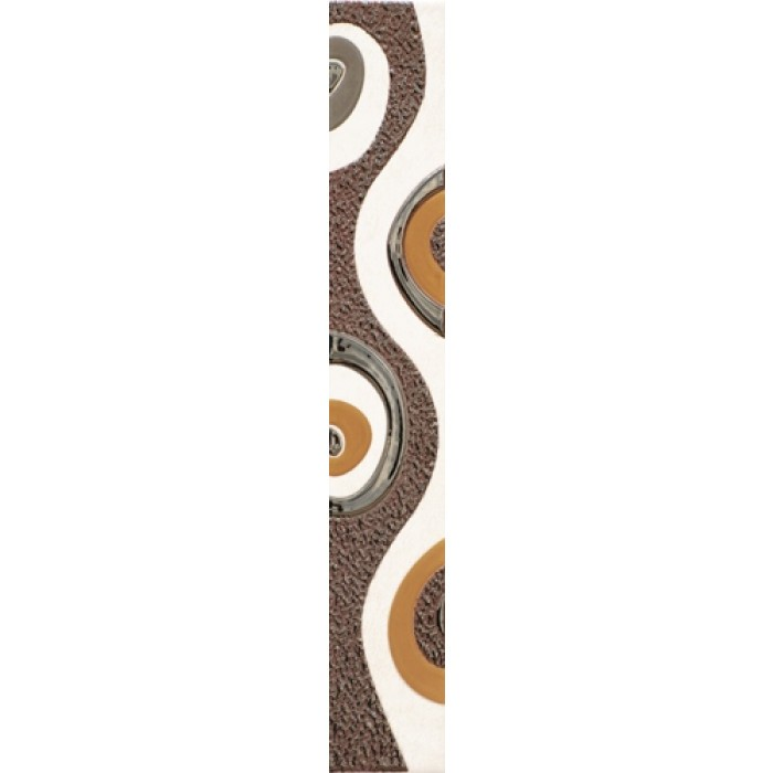 Стенни плочки / фриз Пегасус нов кафяв Лукс 60 x 400мм