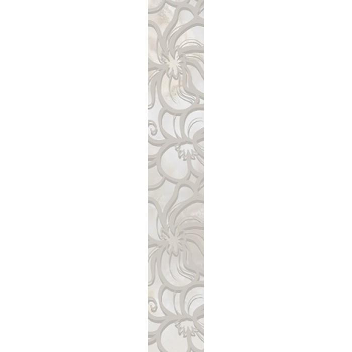 Стенна декорация / фриз IJ Селена дантела сива 80 x 500мм