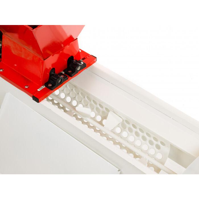 Ръчна гроздомелачка с отделяне на чепките ГМР 85x56x60см