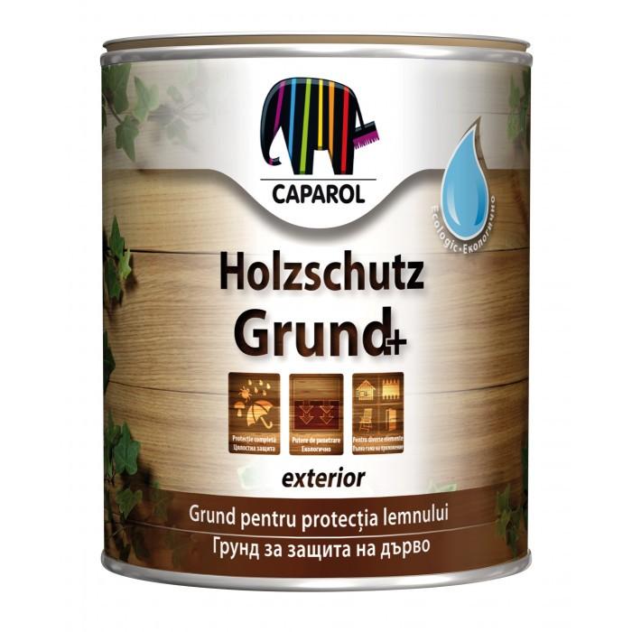 Безцветен грунд за дърво Caparol Holzschutz Grund  2.5 l