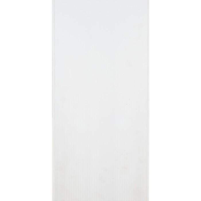 PVC ламперия Welltech 25х260х0.8см бял мат