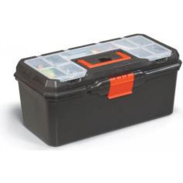 "Куфар за инструменти с органайзер Maestro 16"" 410x200x180мм"