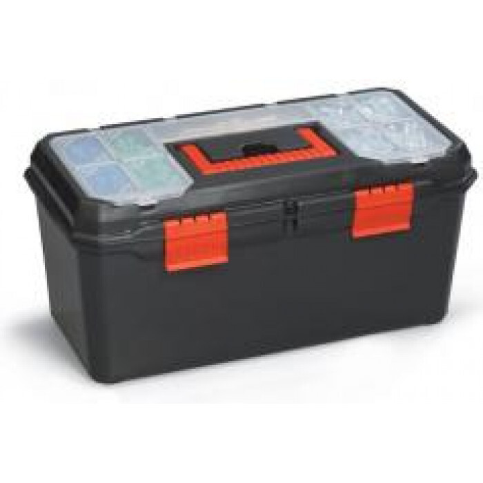 "Куфар за инструменти с органайзер Maestro 19"" 480x230x230мм"