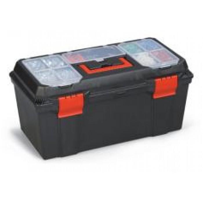 "Куфар за инструменти с органайзер Maestro 22"" 555x290x265мм"