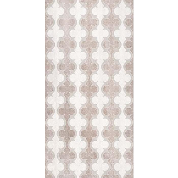 Стенни декоративни плочки IJ Рея декор 250 x 500мм таупе