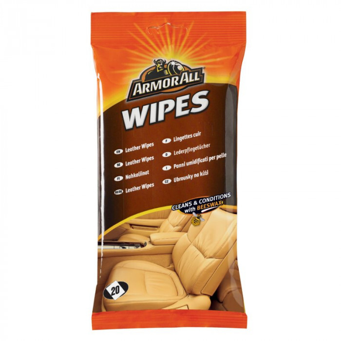 Мокри кърпи за кожа Аrmorall 20 броя